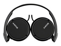 Sony Audifono ZX110 color Negro 1.2 metros enchufe 3.5 m