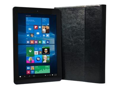 "Visual Land Premier 9 - Tablet - with keyboard dock - Atom 1.33 GHz - Windows 10 - 1 GB RAM - 32 GB SSD - 8.9"" IPS touchscreen 1280 x 800 - HD Graphics - black"