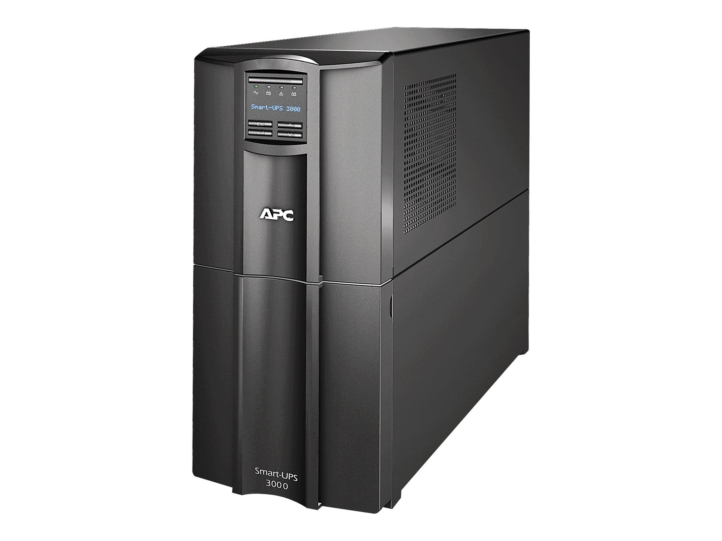 APC SMART-UPS 3000 LCD UPS CA 230 V 2700 VATIOS 30