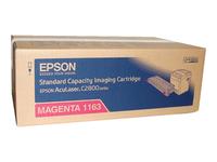 Epson Cartouches Laser d'origine C13S051163