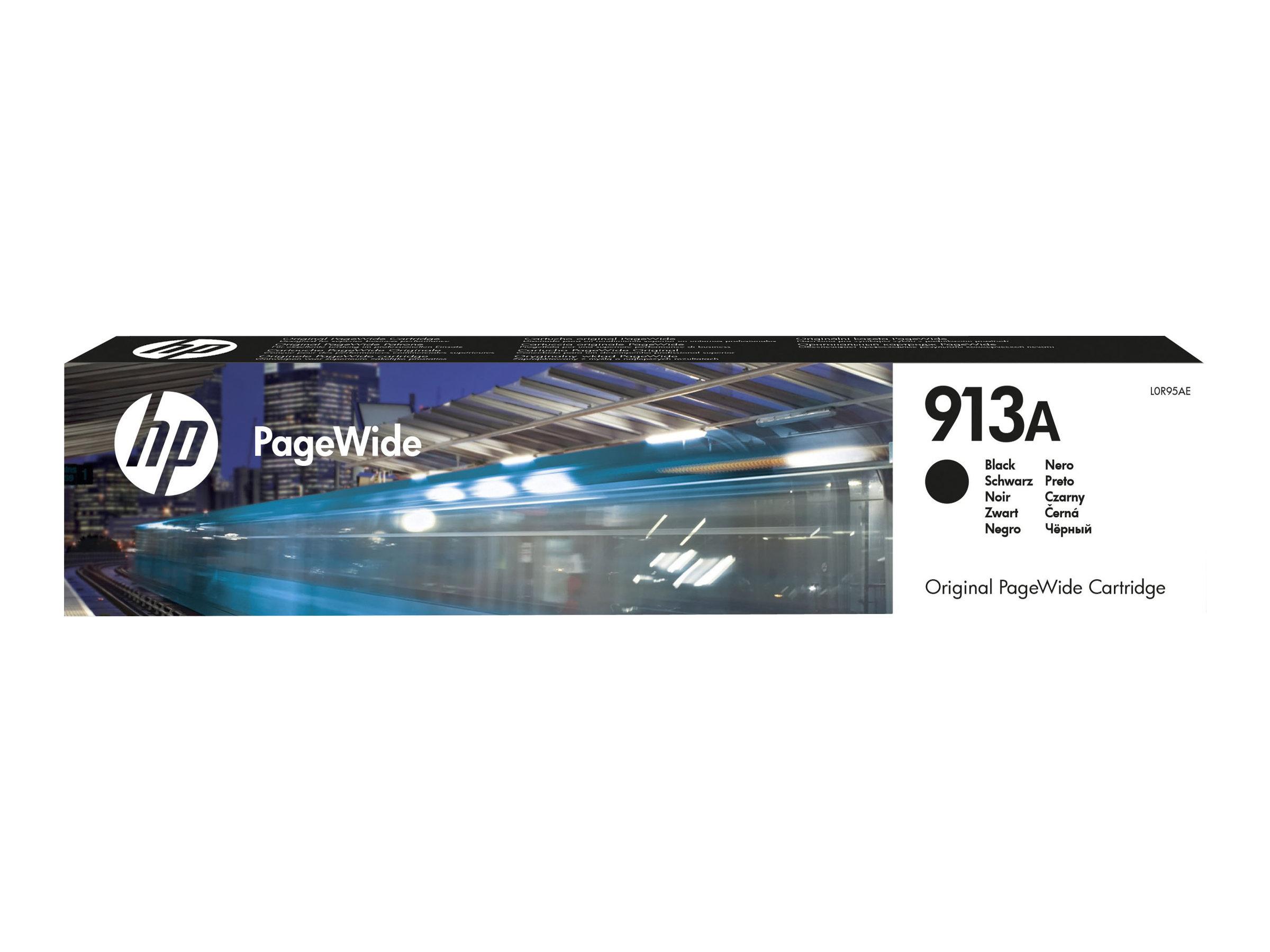 HP 913A - noir - originale - PageWide - cartouche d'encre