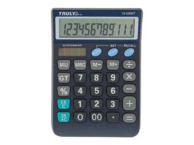 Truly CT866T12BL - calculatrice de bureau