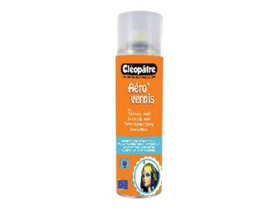 Cléopâtre Aéro'Vernis - Pulvérisation de laque - brillant - 250 ml