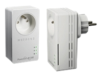 NETGEAR Powerline AV+ 200 Nano Set XAVB1601