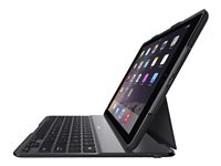 Belkin QODE Ultimate Lite - Keyboard and folio case - Bluetooth