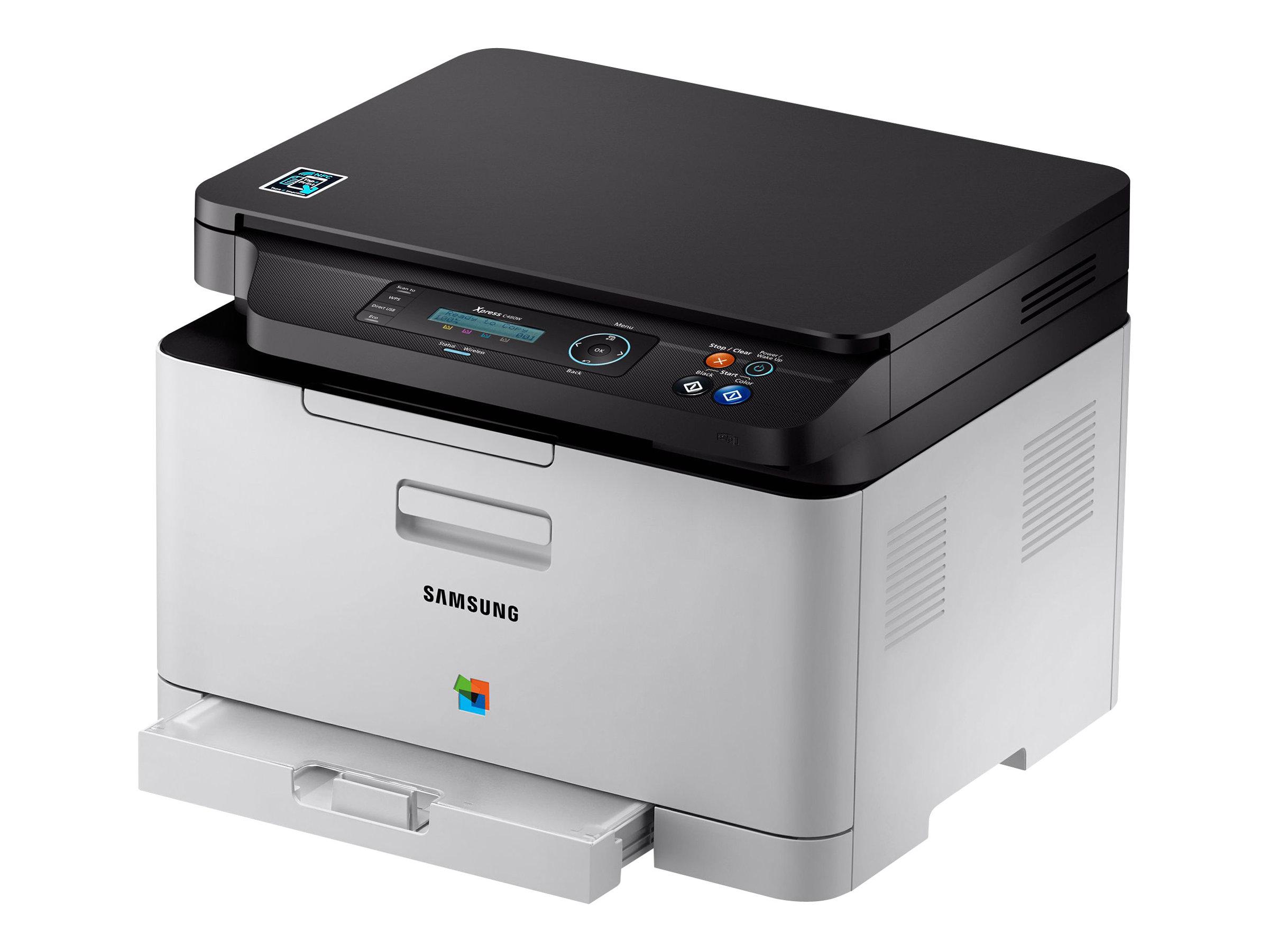 Samsung Xpress C480W - imprimante multifonctions (couleur)