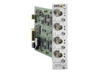 AXIS Q7414 Video Encoder Blade - serveur vidéo - 4 canaux