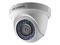 Hikvision HD1080P Indoor IR Turret Camera DS-2CE56D0T-IRPF - Cámara CCTV - cúpula