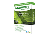 Webroot SecureAnywhere Internet Security Complete 2014