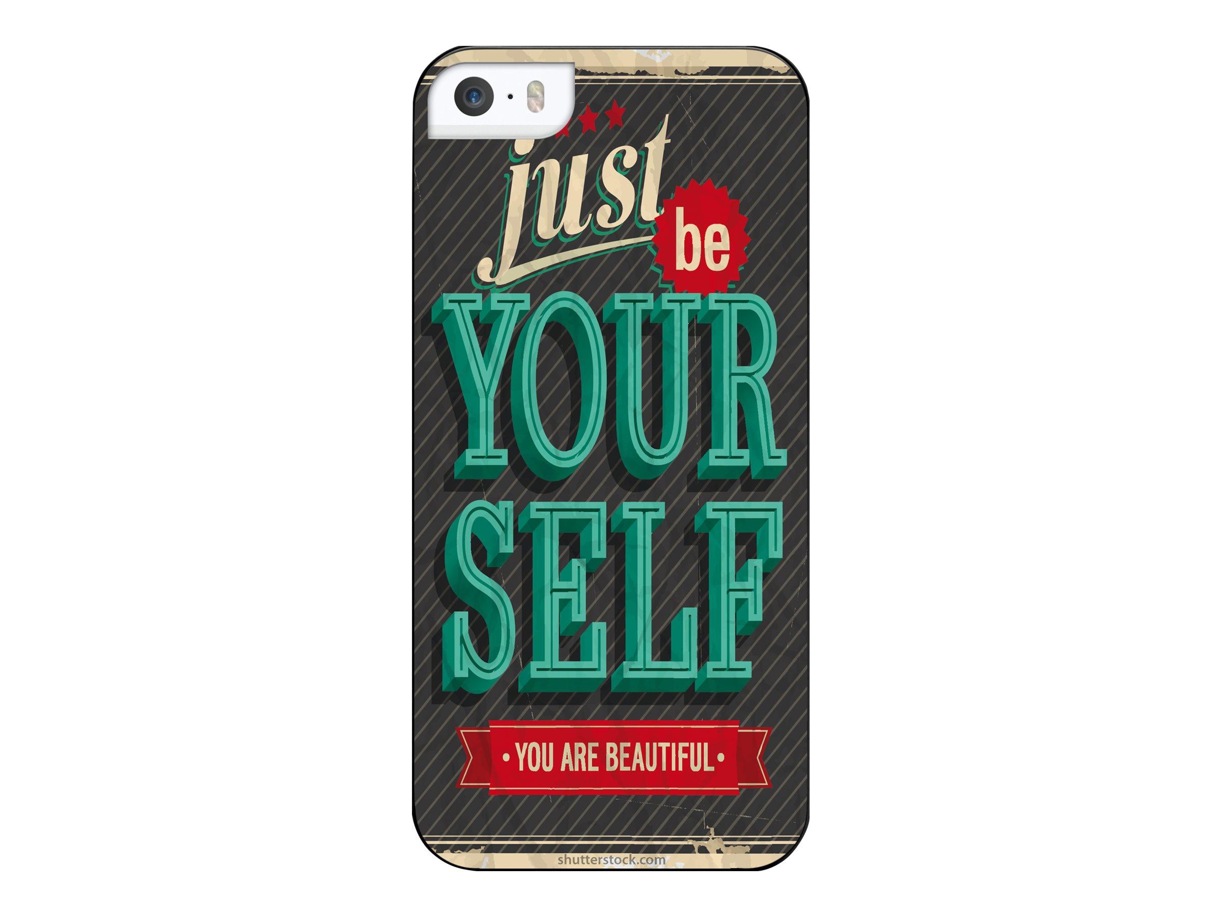 Muvit just be yourself coque de protection pour téléphone portable