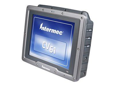 "Intermec CV61 - Vehicle mount computer - Atom D425 / 1.8 GHz - Win 7 Pro - 3 GB RAM - 40 GB SSD - 12.1"" touchscreen 1024 x 768"