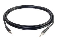 C2G Slim 3ft Slim Aux 3.5mm Audio Cable