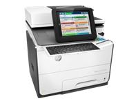 HP PageWide Enterprise Color Flow MFP 586z - imprimante multifonctions ( couleur )