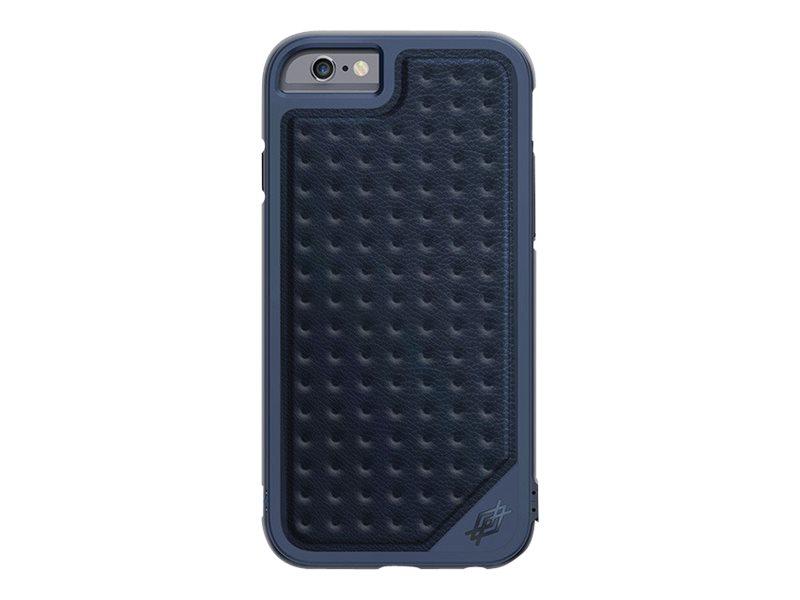X-Doria Defense Lux - Coque de protection pour iPhone 6, 6s - impression bleue