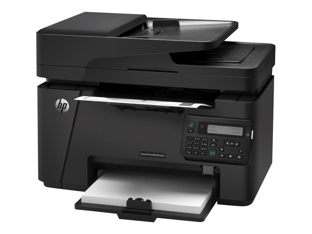 hp laserjet pro mfp m127fn imprimante multifonctions noir et blanc imprimantes laser neuves. Black Bedroom Furniture Sets. Home Design Ideas