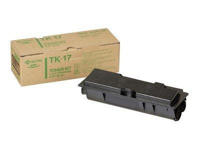 Kyocera TK 17 - noir - kit toner