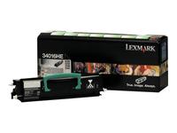 Lexmark Cartouches toner laser 34016HE