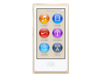 Apple iPod nano 7. generation digital afspiller 16 GB guld