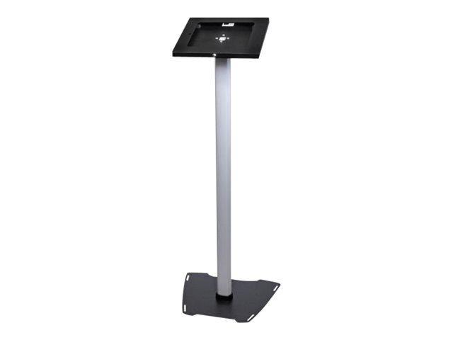 Lockable floor stand for ipad kit de for Montage des stands