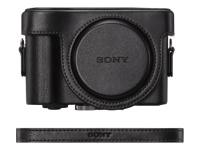 Sony LCJ-HN Taske kamera sort