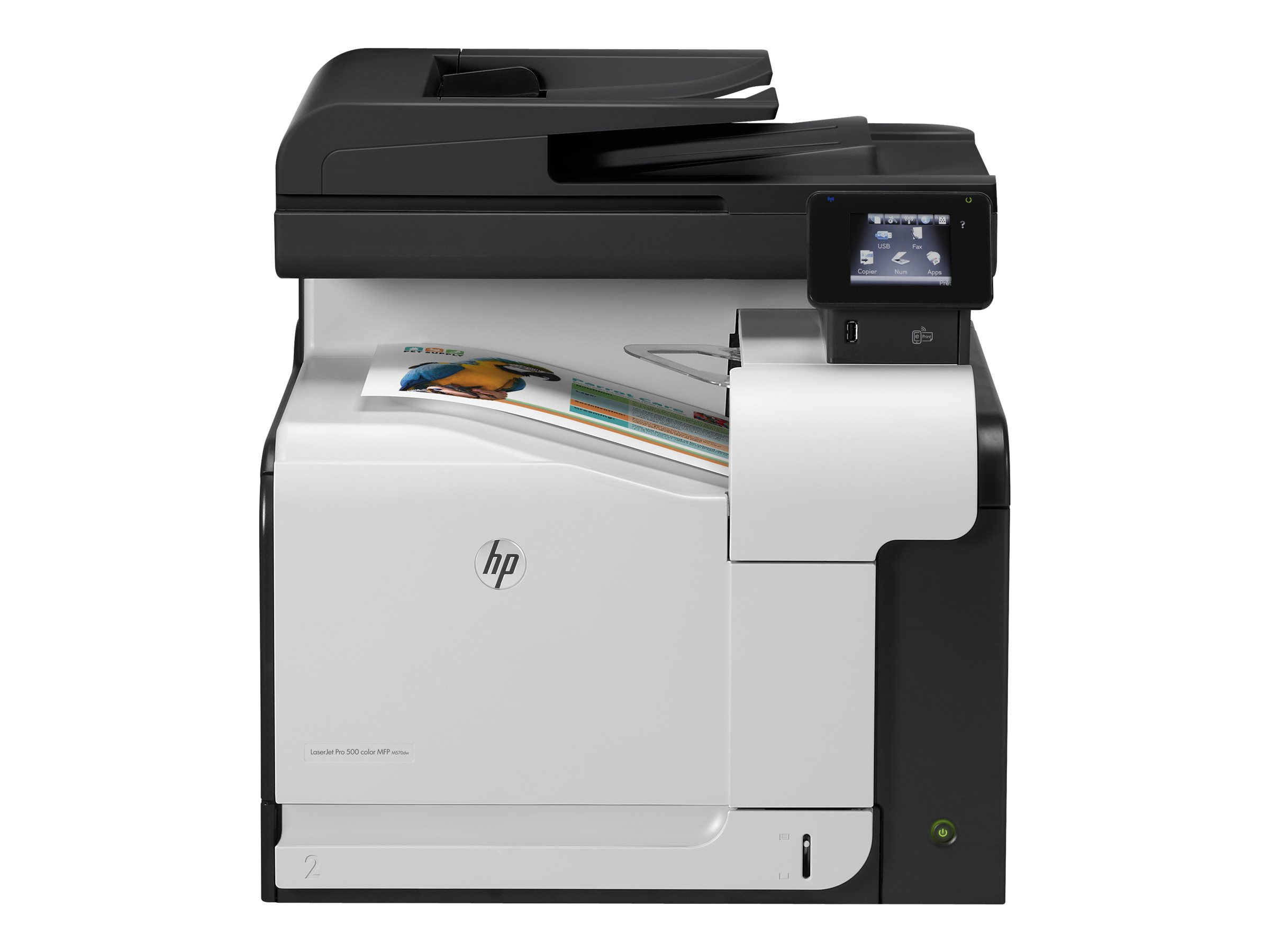 hp laserjet pro mfp m570dw imprimante multifonctions couleur imprimantes laser neuves. Black Bedroom Furniture Sets. Home Design Ideas