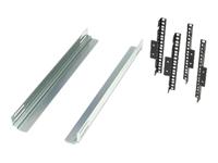 APC kit de rails pour armoire