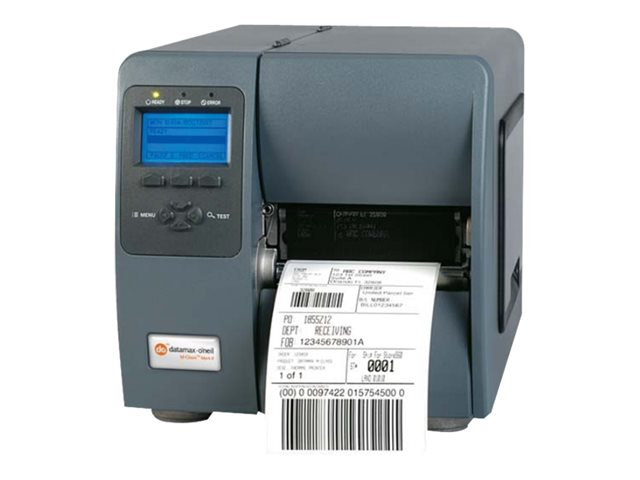 Image of Datamax M-Class Mark II M-4210 - label printer - monochrome - direct thermal / thermal transfer