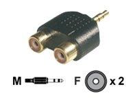 MCL Samar CG-712HQ - adaptateur audio