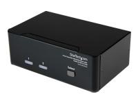 Startech switch KVM SV231DD2DUA