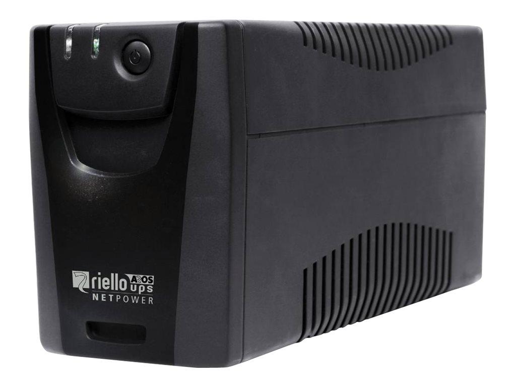 RIELLO UPS NET POWER NPW 600 UPS CA 220230240 V 36