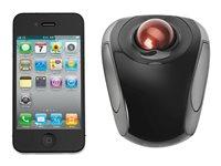 Kensington Orbit Wireless Mobile Trackball - Bola de seguimiento - diestro y zurdo