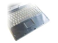 Fujitsu Keyboard Skin with Biometric Sensor