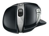 Logitech Gaming Mouse G602 Mus højrehåndet laser 11 knapper trådløs