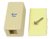 Belkin Keystone Surface Mount Box