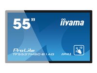 "Iiyama ProLite TF5537MSC-B1AG 55"" Klasse LED-display"