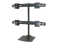 Ergotron DS100 Quad-Monitor Desk Stand