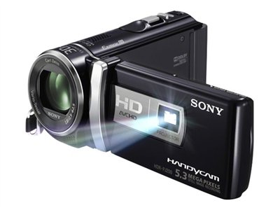 Sony Handycam HDR-PJ200E