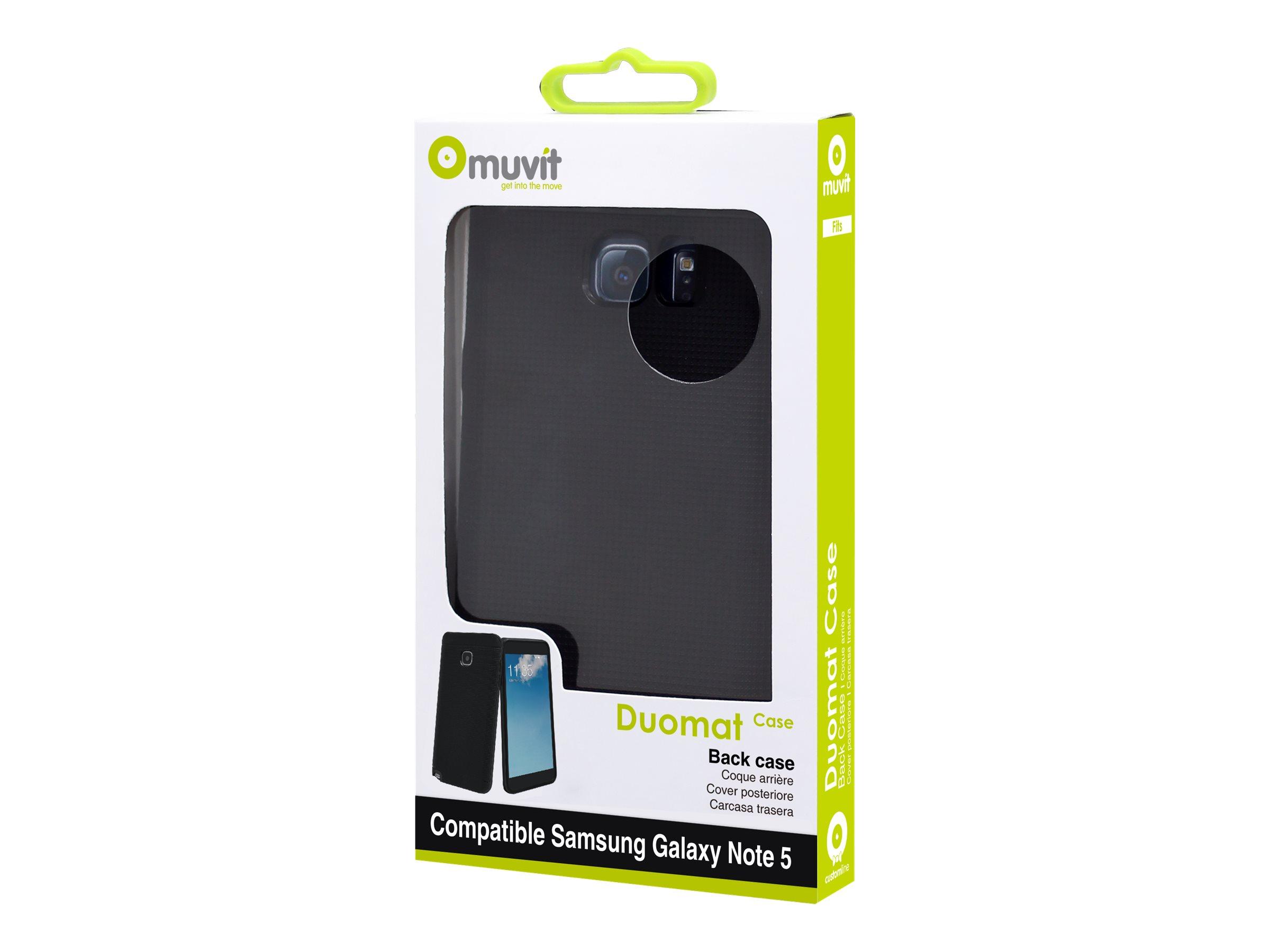 Muvit Duomat coque de protection pour téléphone portable