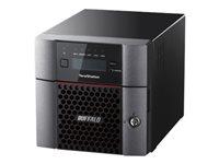 512GB Buffalo TeraStation 5210DF Series NAS - Desktop