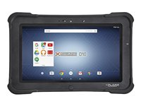 """Xplore XSLATE D10 - Tablet - Android 5.1 (Lollipop) - 64 GB - 10.1"""" IPS (1366 x 768) - barcode reader - microSD slot"""