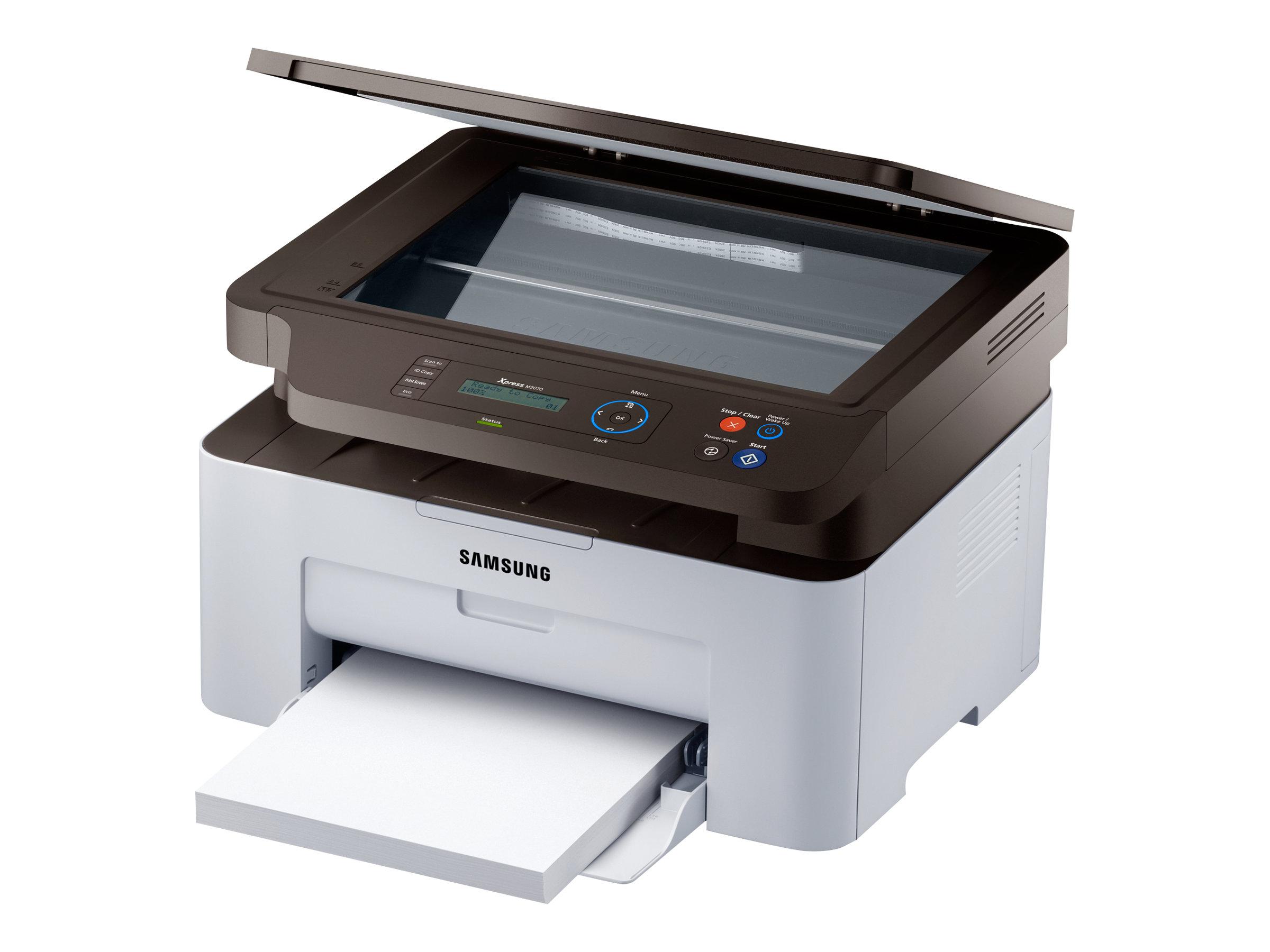 Samsung Xpress M2070 - imprimante multifonctions (Noir et blanc)