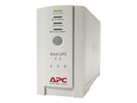 APC Back-UPS CS 650 - onduleur - 400 Watt - 650 VA