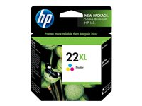 HP - INKJET SUPPLY HIGH VOLUME HP 22XLC9352CE#ABE