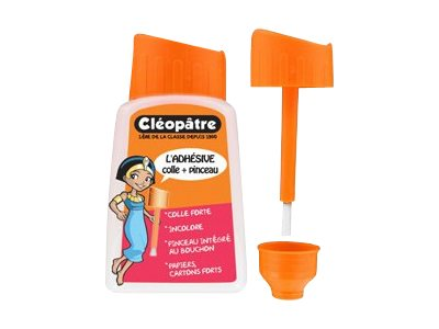 Cl op tre tube de colle transparent 80 gr autres colles - Comment faire de la glue ...