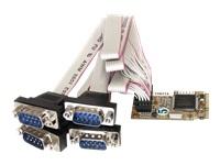 StarTech.com Cartes MPEX4S552