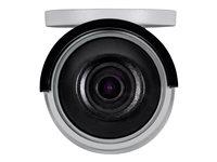 TRENDnet Indoor/Outdoor 5MP H.265 WDR PoE IR Bullet Network Camera