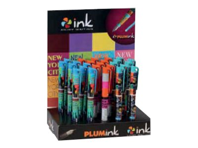 ink New York City - stylo plume