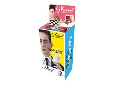 Safetool byKard - Pochette de protection de carte de visite 2- disponible dans différentes couleurs