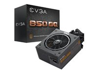 EVGA 850 BQ - Power supply (internal) - 80 PLUS Bronze