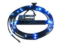 NZXT Sleeved LED Kit Kit LED blå 2 m